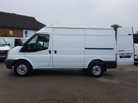 2008 FORD TRANSIT 110 350 MWB MEDIUM ROOF WITH ONLY 33,000 MILES £SOLD