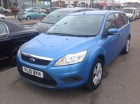 USED 2010 10 FORD FOCUS 1.6 STYLE 5d 100 BHP Useful diesel estate, great value, superb.