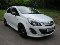 2014 VAUXHALL CORSA 1.2 LIMITED EDITION 3d 83 BHP £5990.00
