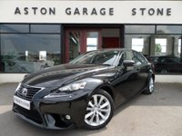 2016 LEXUS IS 2.5 300H EXECUTIVE EDITION 4d AUTO 179 BHP ** SAT NAV * FLSH ** £17850.00