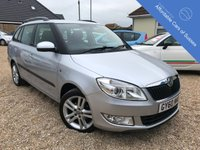 USED 2010 60 SKODA FABIA 1.6 ELEGANCE TDI CR 5d 74 BHP Only £20 Road Tax & Over 65 MPG