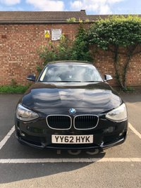2012 BMW 1 SERIES 1.6 116D EFFICIENTDYNAMICS 3d 114 BHP £6995.00