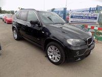 2008 BMW X5 3.0 D M SPORT 5d AUTO 232 BHP £8995.00
