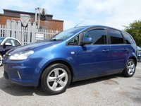 USED 2011 60 FORD C-MAX 1.6 ZETEC 5d 100 BHP ONE FORMER KEEPER FROM NEW RECENT CAMBELT