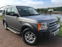 2007 LAND ROVER DISCOVERY 2.7 3 TDV6 GS 5d 188 BHP £SOLD