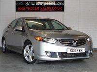 2011 HONDA ACCORD 2.2 I-DTEC EX 4d 148 BHP £4556.00