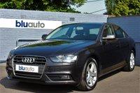 2012 AUDI A4 2.0 TDI QUATTRO SE TECHNIK 4d 174 BHP £12480.00