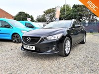 2015 MAZDA 6 2.2 D SE-L NAV 5d 148 BHP £8000.00