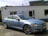 2010 JAGUAR XF 3.0 V6 S PREMIUM LUXURY 4d AUTO 275 BHP £9495.00