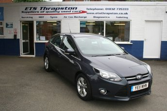 View our FORD FOCUS