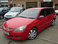 USED 2006 06 MITSUBISHI LANCER 2.0 SPORT 5d 133 BHP GREAT VALUE + 1 OWNER FROM NEW