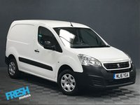 USED 2016 16 PEUGEOT PARTNER 1.6 HDI PROFESSIONAL L1 850  * 0% Deposit Finance Available