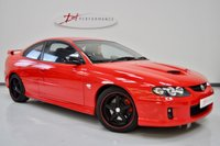 USED 2006 56 VAUXHALL MONARO 5.7 V8 2d 333 BHP 1 PRIVATE OWNER VERY LOW MILEAGE GREAT INVESTMENT  WORTEC SPORT PACK INC EXHAUST