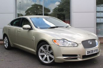 2009 JAGUAR XF 3.0 V6 LUXURY 4d AUTO 240 BHP £10000.00