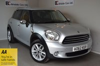 2012 MINI COUNTRYMAN 1.6 COOPER D ALL4 5d 112 BHP £8675.00