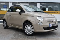 2014 FIAT 500 1.2 COLOUR THERAPY 3d 69 BHP £5199.00