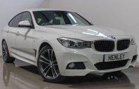 2015 BMW 3 SERIES GRAN TURISMO 3.0 330D XDRIVE M SPORT GRAN TURISMO 5d AUTO 255 BHP £19990.00