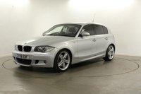 USED 2008 08 BMW 1 SERIES 2.0 123D M SPORT 5d 202 BHP