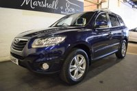 USED 2011 61 HYUNDAI SANTA FE 2.2 PREMIUM CRDI 5d 194 BHP LOVELY CONDITION - 5 STAMPS TO 85K - 7 SEATS