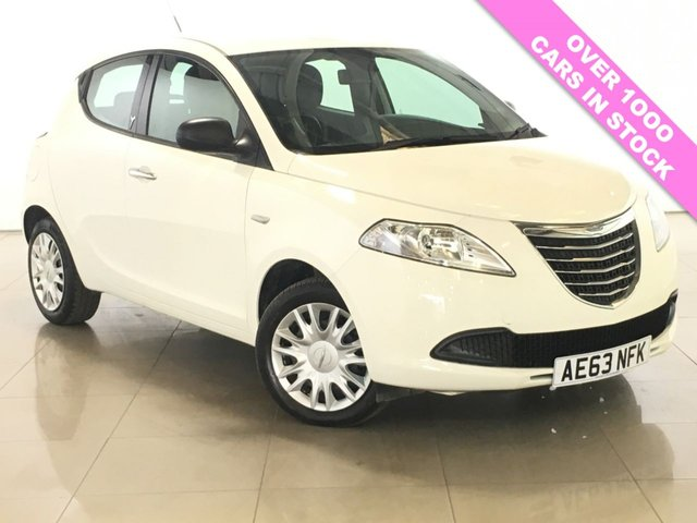 View our 2013 63 CHRYSLER YPSILON 1.2 S 5d 69 BHP