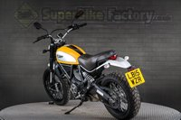USED 2015 15 DUCATI SCRAMBLER 803cc  CLASSIC  ALL TYPES OF CREDIT ACCEPTED OVER 500 BIKES IN STOCK