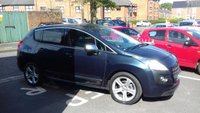 USED 2013 63 PEUGEOT 3008 1.6 ALLURE E-HDI FAP 5d AUTO 115 BHP EXCELLENT FUEL ECONOMY..LOW CO2 EMISSIONS..£30 ROAD TAX..FULL HISTORY..ONLY 18932 MILES FROM NEW!..EXCELLENT SPECIFICATION INCLUDING ALLOY WHEELS, CLIMATE CONTROL, PANORAMIC ROOF, AND PARKING SENSORS!!