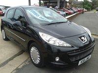 2011 PEUGEOT 207 1.4 HDI ACTIVE 5d 68 BHP £3775.00