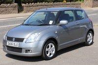 2006 SUZUKI SWIFT 1.5 GLX VVTS 3d 101 BHP £1695.00