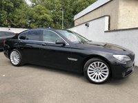 USED 2012 62 BMW 7 SERIES 3.0 740D 4d AUTO 302 BHP