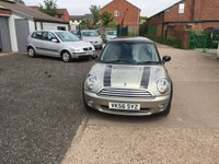 2006 MINI HATCH COOPER 1.6 COOPER 3d 118 BHP £2990.00