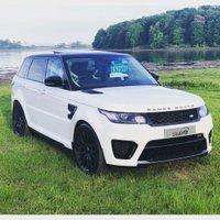 USED 2017 LAND ROVER RANGE ROVER SPORT 5.0 V8 SVR 5d AUTO 543 BHP