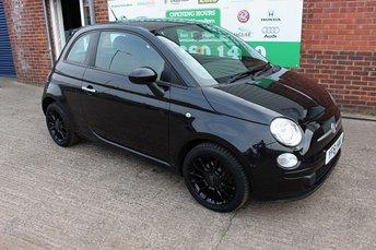 2011 FIAT 500 0.9 TWINAIR 3d 85 BHP £4799.00