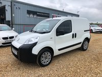 2017 CITROEN NEMO 1.2 660 ENTERPRISE HDI 1d 80 BHP £7290.00