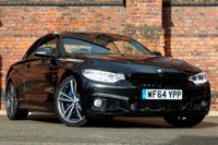 USED 2014 64 BMW 4 SERIES 3.0 435i M Sport 2dr **NOW SOLD**