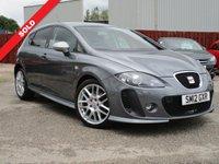 2012 SEAT LEON 2.0 SUPERCOPA FR PLUS CR TDI 5d 168 BHP £9450.00