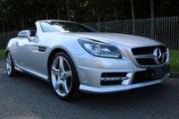 2011 MERCEDES-BENZ SLK 1.8 SLK200 BLUEEFFICIENCY AMG SPORT ED125 2d AUTO 184 BHP £13950.00