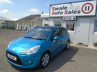 USED 2012 12 CITROEN C3 1.6 E-HDI EXCLUSIVE 5d 90 BHP £24 PER WEEK OVER 5 YEARS, NO DEPOSIT - SEE FINANCE LINK