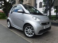 2013 SMART FORTWO 1.0 PASSION 2d AUTO 84 BHP £5695.00