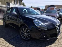 USED 2013 63 ALFA ROMEO GIULIETTA 1.6 JTDM-2 COLLEZIONE SPECIAL EDITION 5d 105 BHP PRICE INCLUDES A 6 MONTH RAC WARRANTY, 1 YEARS MOT WITH 12 MONTHS FREE BREAKDOWN COVER