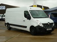 2015 RENAULT MASTER 2.3DCi LM35 BUSINESS 125 BHP
