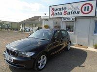 2008 BMW 1 SERIES 1.6 116I ES 5d 121 BHP £4495.00