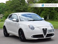 2012 ALFA ROMEO MITO 1.4 TB MULTIAIR QUADRIFOGLIO VERDE 3d 170 BHP £6995.00