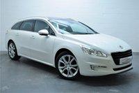 2014 PEUGEOT 508 1.6 E-HDI SW ACTIVE NAVIGATION VERSION 5d AUTO 115 BHP £7195.00