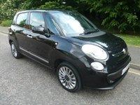 2015 FIAT 500L 1.4 LOUNGE 5d 95 BHP £9500.00