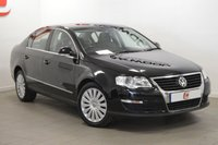 USED 2008 58 VOLKSWAGEN PASSAT 2.0 HIGHLINE TDI 4d 140 BHP ONLY 24,000 MILES + 1 OWNER + FULL HISTORY + LEATHER + AIR CON