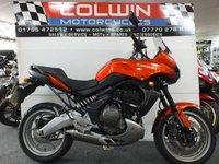 2007 KAWASAKI VERSYS 650 649cc KLE 650 A7F  £2995.00