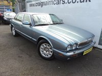 2002 JAGUAR XJ 3.2 SOVEREIGN V8 4d AUTO 240 BHP £9995.00