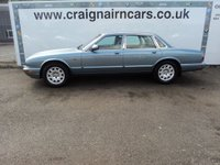 USED 2002 02 JAGUAR XJ 3.2 SOVEREIGN V8 4d AUTO 240 BHP Same Family Owned Since New 57000 Miles