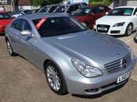 2007 MERCEDES-BENZ CLS CLASS 3.0 CLS320 CDI 4d AUTO 222 BHP £6500.00