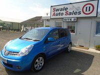 USED 2009 58 NISSAN NOTE 1.5 TEKNA DCI 5d 102 BHP £21 PER WEEK OVER 5 YEARS, NO DEPOSIT - SEE FINANCE LINK